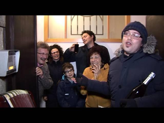 Gambatesa maitunat 31-12-2014: maitunat Luca D'Alessandro