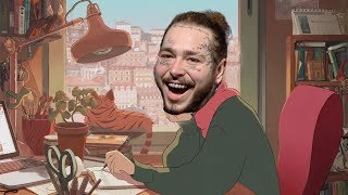 post malone - enemies, but it's lofi hiphop   beats to relax/study to