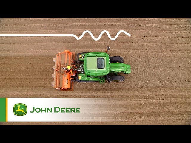 Agricultural Management Solutions from John Deere: iSteer