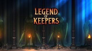 Legend of Keepers - Pixel Art Monster Management Dungeon Defense!