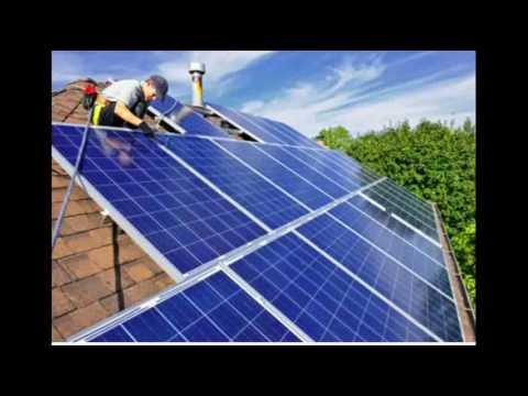 How to Solar Power a House - living in a tiny house heated with free solar power in canada