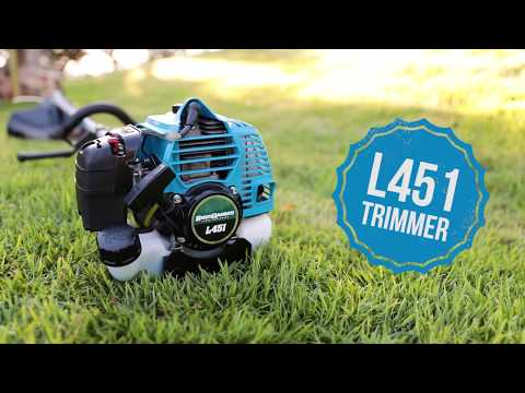 Bushranger L451 Straight Shaft Trimmer Features | Bushranger Power Equipment