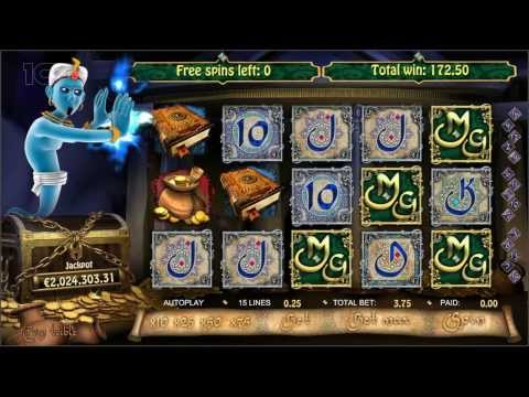 888casino: Millionaire Genie