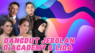 LIVE STREAMING Lagu Dangdut Jebolan D'Academy & LIDA