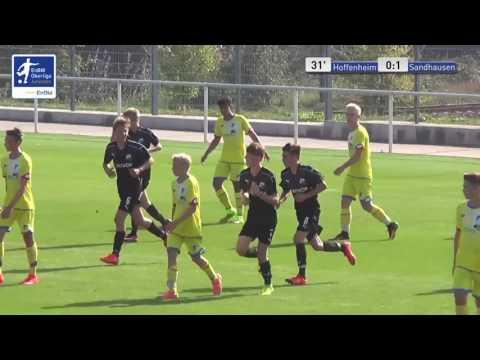 EnBW-Oberliga C-Junioren: TSG 1899 Hoffenheim II (U14) vs. SV Sandhausen
