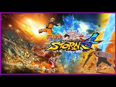 Naruto Shippuden Ultimate Ninja Storm - BATALHA ALEATÓRIAS # 10