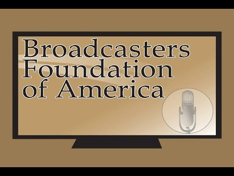 Broadcasters Foundation of America Appeal