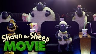 Video Shaun the Sheep - In the Cinema! download MP3, 3GP, MP4, WEBM, AVI, FLV Juli 2018