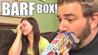 INSANE REACTIONS TO DISGUSTING JAPANESE CANDY TOKYO TREAT!