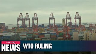 WTO paves way for Chinese sanctions against U.S. over Obama-era tariffs