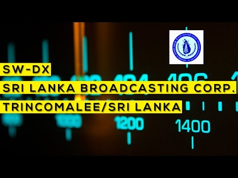 Sri Lanka Broadcasting Corporation - Trincomalee/Sri Lanka