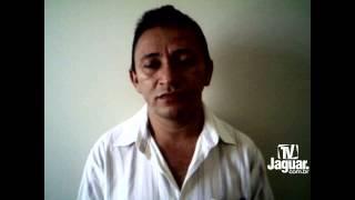 Naldo Quirino questiona municipalização do transito em Jaguaruana