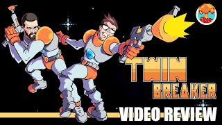 Review: Twin Breaker - A Sacred Symbols Adventure (Switch, Xbox One & Steam) - Defunct Games