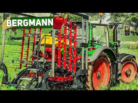 ls19-hof-bergmann-#15:-neuer-striegel-gegen-das-unkraut- -landwirtschafts-simulator-19