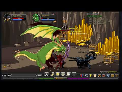 AQW ''void highlord quest part 1''