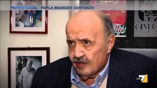 Maurizio Costanzo vs i vegetariani:
