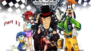 Kingdom Hearts Final Mix -BLIND- Part 12 (Riku, Come Back!)