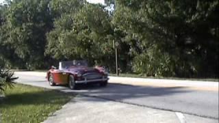 1964 Austin Healey 3000 BJ8