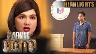 Download Daniela, sinubukan pigilan ang testigo ni Romina | Kadenang Ginto (With Eng Subs) Mp3 and Videos