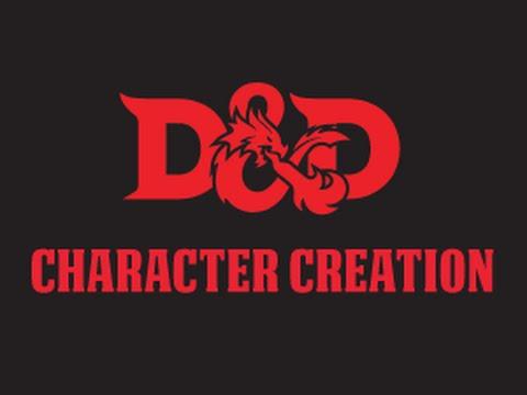 D&D Character Creation