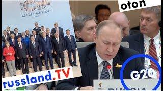 Ziel: die NWO oder die NNWO ??? Putin zu G20-Aufgaben auf deutsch