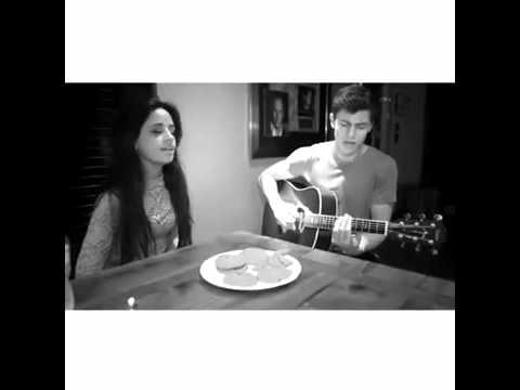 Shawn Mendes and Camila Cabello   Say my name x Give me love Cover