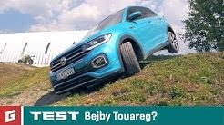 Volkswagen T-Cross 1.0 TSI - SUV - TEST - GARAZ.TV