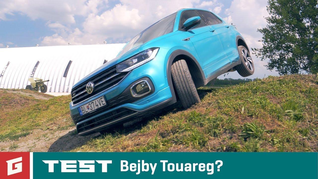 Volkswagen T-Cross 1.0 TSI - SUV - TEST - GARAZ.TV - YouTube