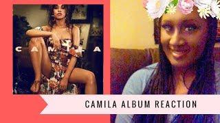 Camila Cabello Full ablum Reaction