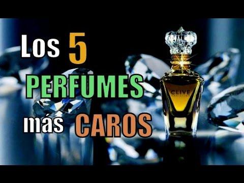 88d7377b3 Los 5 PERFUMES más CAROS del mundo - YouTube