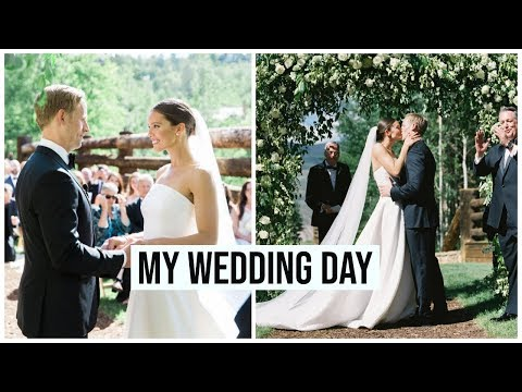 One Year From Today   My Full Wedding Day Video   Emily DiDonato Wedding