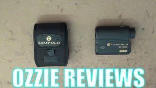 """Leupold """"RX-1000i"""" Digital Laser Rangefinder"""