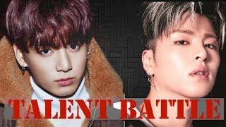 [TALENT BATTLE] BTS JUNGKOOK VS. iKON JU-NE