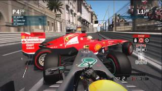 F1 2013 Game - No Safety Car For This?