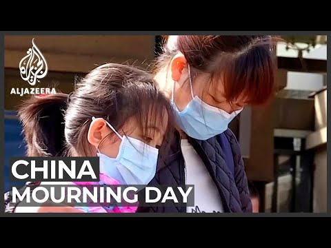 China's day of mourning: Other Asian nations tighten restrictions