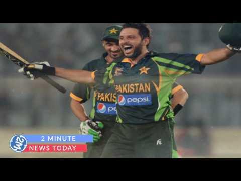 Captain Shahid Afridi Said Pakistan Will Won World Cup 2019 - Champions Trophy 2017