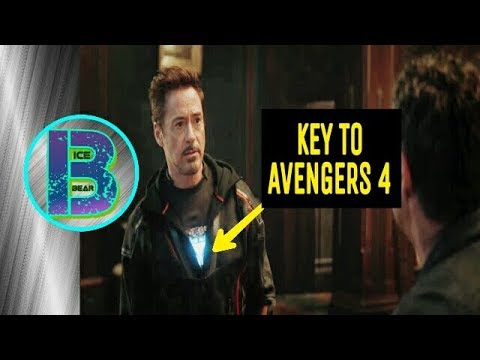 IRON MAN(Arc Reactor) is a SECRET INFINITY STONE | Explained in Hindi | BlueIceBear