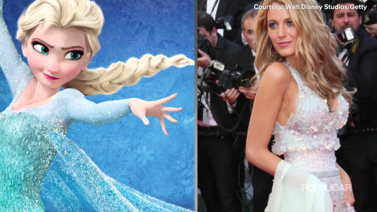 9 Celebs Who 39 D Make Perfect Real Life Disney Princesses Youtube