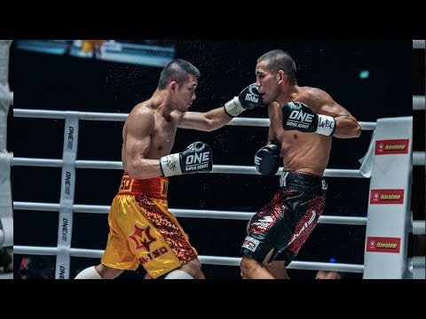 ONE's Best Bouts Of 2018 | Srisaket Sor Rungvisai vs. Iran Diaz