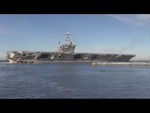 Bullet Points: Nimitz-Class Carriers