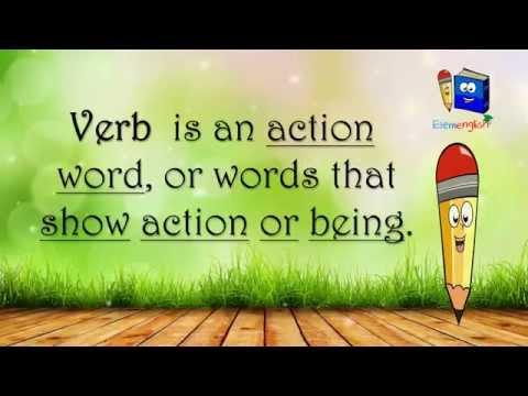 Verbs - Lesson 2 for Grade 3