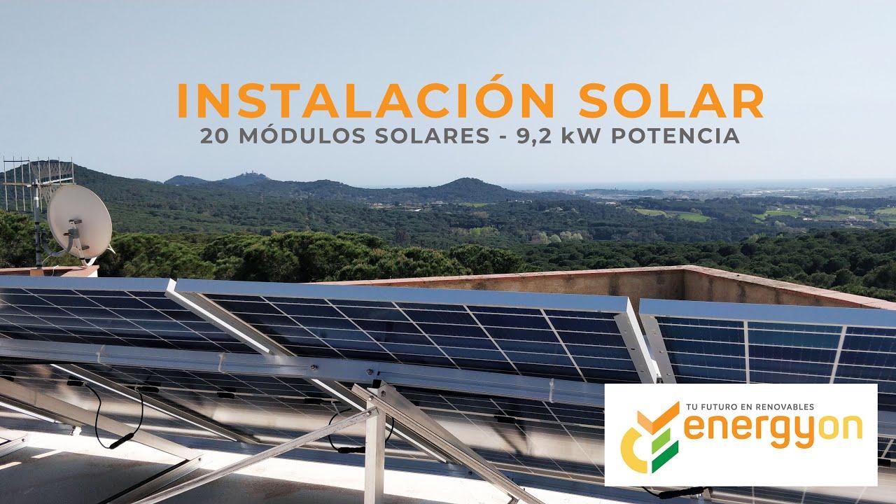 Instaladores de Sistemas de Energía Renovable.