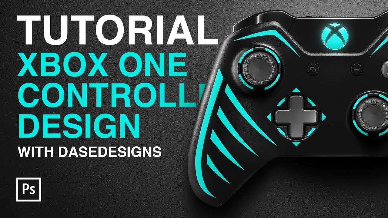 custom xbox one playstation 4 controller design tutorial