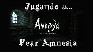 Jugando a... - Amnesia (Fear Amnesia Custom Map)