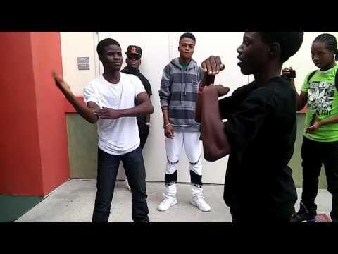 Haitian vs Jamaican dance battle the best