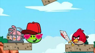 Angry Birds Heroic Rescue - RESCUE STELLA AFTER BEATING PIGGIES ALL LEVELS!