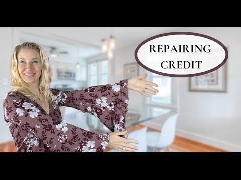 How to Repair Your Credit for Home Buying? 🏘✅📊