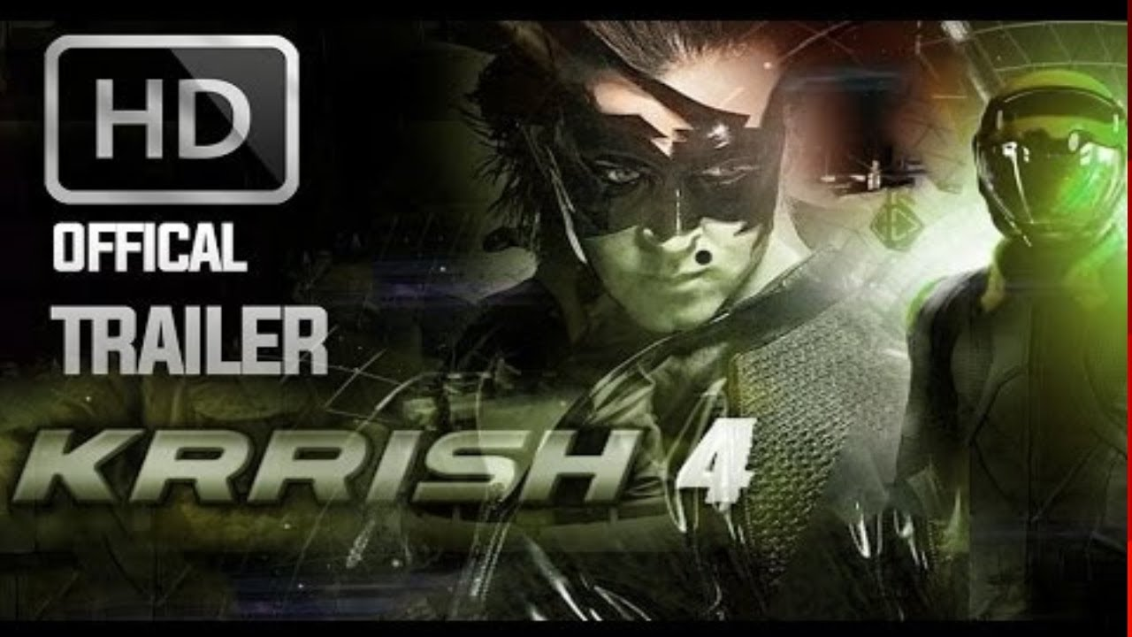 KRRISH 4 Official Trailer | IS JAADU Back Again? | WAR Begins With Hrithik Roshan | Fan Made