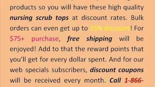 Scrubs Tops | Pulseuniform.com | Discount Medical Uniforms, Dental Uniforms, Nursing Uniforms Scrubs