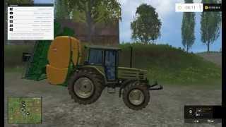 Farming Simulator 2015 | Le Guide Des Débutants | Ep 01 - Le Pulvérisateur Et Les Poules